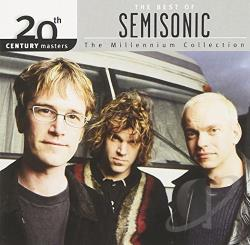Semisonic - 20th Century Masters - The Millennium Collection: The Best of Semisonic CD Cover Art