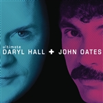 Hall & Oates - Ultimate Daryl Hall + John Oates CD Cover Art