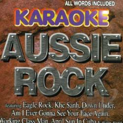 Aussie Rock CD Cover Art