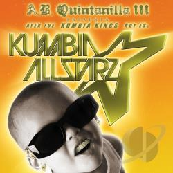 Kumbia All-Stars - Ayer Fue Kumbia Kings, Hoy Es Kumbia All Starz CD Cover Art