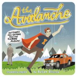 Stevens, Sufjan - Avalanche CD Cover Art