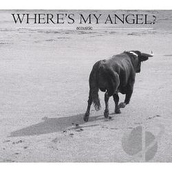 Where's My Angel - Acoustic CD Cover Art