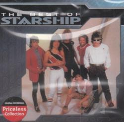 Starship - Best of Starship CD Cover Art