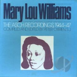 Williams, Mary Lou - Asch Recordings, 1944-1947 CD Cover Art