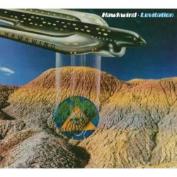 Hawkwind - Levitation CD Cover Art