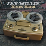 Jay Willie Blues Band - Reel Deal CD Cover Art