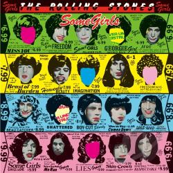 Rolling Stones - Some Girls CD Cover Art