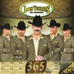 Los Tucanes De Tijuana - 365 Dias CD Cover Art