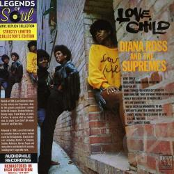 Supremes - Love Child CD Cover Art