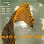 Lateef, Yusef - Prayer To The East CD Cover Art