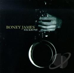 James, Boney - Backbone CD Cover Art