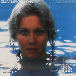 Newton-John, Olivia - Come on Over CD Cover Art