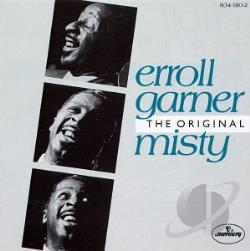 Garner, Erroll - Original Misty CD Cover Art