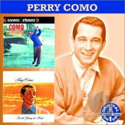 Como, Perry - Como Swings/For the Young at Heart CD Cover Art