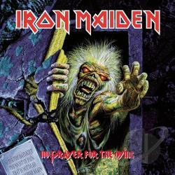 Iron Maiden - No Prayer for the Dying CD Cover Art