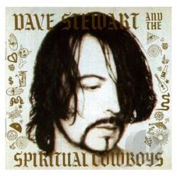 Stewart, Dave - Dave Stewart & The Spiritual Cowboys CD Cover Art