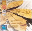 Chopin / Nowak / Olejniczak / Sinfonia Varsovia - Concertos For Piano & Orchestra 1 & 2 CD Cover Art