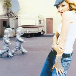 Madonna - Remixed & Revisited CD Cover Art