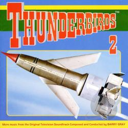 Thunderbirds 2 CD Cover Art
