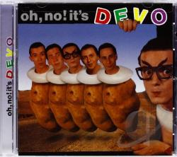 Devo - Oh, No! It's Devo CD Cover Art