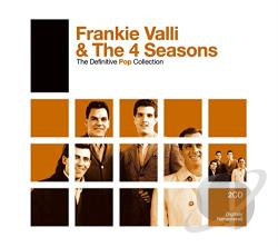Four Seasons - Definitive Pop Collection CD Cover Art