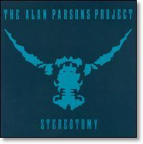 Alan Parsons Project / Parsons, Alan - Stereotomy CD Cover Art