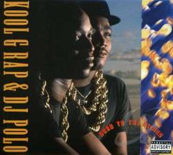 Kool G Rap & DJ Polo - Road to the Riches CD Cover Art