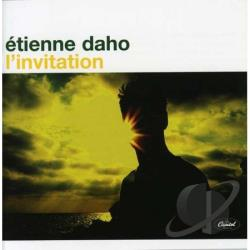 Daho, Etienne - L'Invitation CD Cover Art
