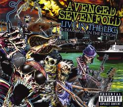 Avenged Sevenfold - Live In The LBC And Diamonds In The Rough (Clean) CD Cover Art