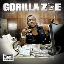 Gorilla Zoe - Don't Feed Da Animals CD Cover Art