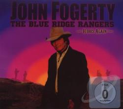Fogerty, John - Blue Ridge Rangers Rides Again CD Cover Art