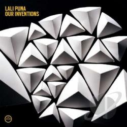 Lali Puna - Our Inventions CD Cover Art