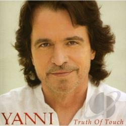 Yanni - Truth of Touch CD Cover Art