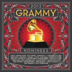 2012 Grammy Nominees CD Cover Art