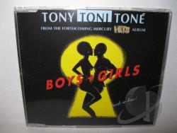 Tony Toni Tone - Boys&Girls CD Cover Art
