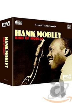 Mobley, Hank - Kind of Mobley CD Cover Art