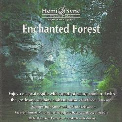 Monroe Products - Enchanted Forest CD Cover Art