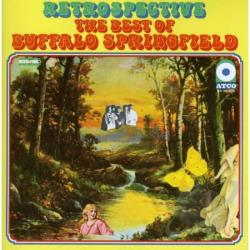 Buffalo Springfield - Retrospective: Best Of (RM) CD Cover Art