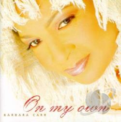 Carr, Barbara - On My Own CD Cover Art