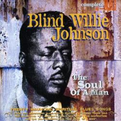 Johnson, Blind Willie - Soul of a Man CD Cover Art