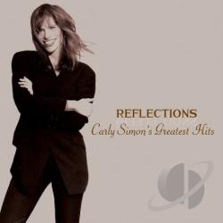 Simon, Carly - Reflections: Carly Simon's Greatest Hits CD Cover Art