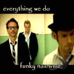 Funky Nashville - Everything We Do DS Cover Art