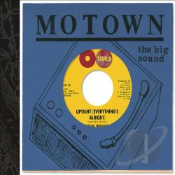 Motown Singles, Vol. 5 CD Cover Art