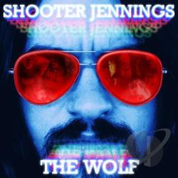 Jennings, Shooter - Wolf CD Cover Art