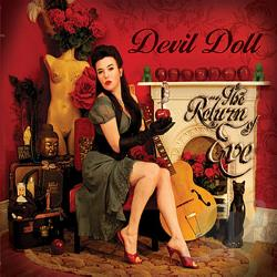 Devil Doll - Return of Eve CD Cover Art