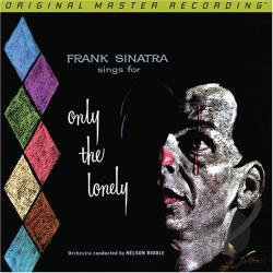 Sinatra, Frank - Only the Lonely CD Cover Art
