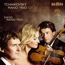 Swiss Piano Trio / Tchaikovsky - Tchaikovsky: Piano Trio CD Cover Art