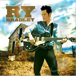 Ry Bradley - Ry Bradley CD Cover Art