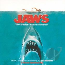 Williams, John - Jaws CD Cover Art