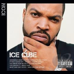 Ice Cube - Icon CD Cover Art